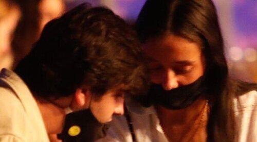 Victoria Federica y Jorge Bárcenas, noche de música y diversión en Marbella al ritmo de Nicky Jam