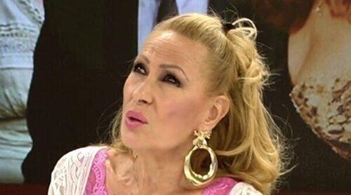 Rosa Benito, de la intervención de Rocío Carrasco: 'Ojalá la Virgen de Regla no tire al suelo la grandeza de Rocío Jurado'