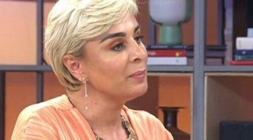 Ana María Aldón opina sobre la relación de Rocío Carrasco y Rocío flores: 'Ya no hay solución'