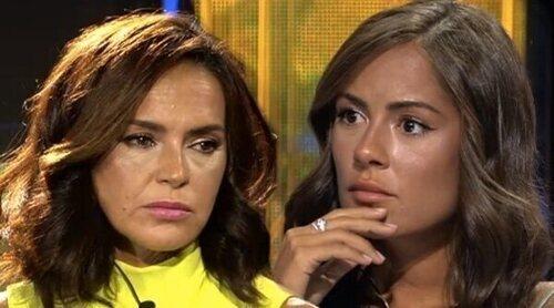 Olga Moreno niega haber criticado a Melyssa Pinto pero ven el vídeo en 'SV 2021': 'Prefiero que me lo digas'