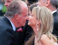 Corinna Larsen pide una orden de alejamiento contra el Rey Juan Carlos y el CNI a la Justicia británica