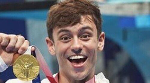 El conmovedor mensaje de Tom Daley tras su victoria: 'Estoy orgulloso de ser gay y campeón olímpico'