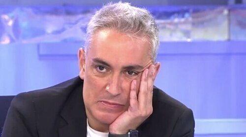 El estallido de Kiko Hernández contra Terelu Campos: 'Que la gente pasa de vosotras'