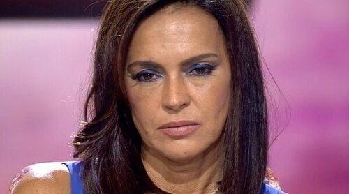 Olga Moreno reacciona al 'no tiene coño' de Roció Carrasco y niega de nuevo su versión