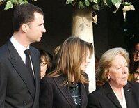Salen a la luz las visitas secretas y por sorpresa de la Reina Letizia y sus hijas a su abuela Menchu