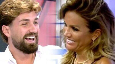 Alejandro Albalá y Marta López se confiesan mutuamente que se atraen sexualmente: 'Es mi mito erótico'