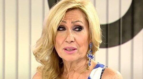 Rosa Benito desmiente los rumores sobre una posible relación con El Chatarrero
