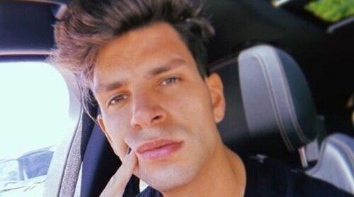 El mensaje de Diego Matamoros con el que insinúa que tiene a alguien especial: 'Te deseo'