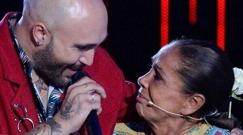 La felicitación 'envenenada' de Kiko Rivera a su madre Isabel Pantoja tras su concierto