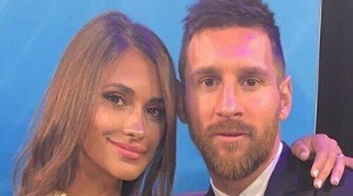 Las preciosas palabras de Antonella Roccuzzo a Leo Messi tras su marcha del Barça