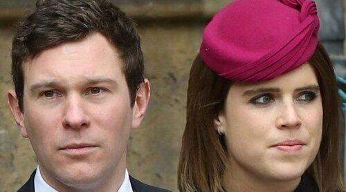 Eugenia de York y Jack Brooksbank viajan a Balmoral para unirse a la Reina, el Príncipe Andrés y Sarah Ferguson