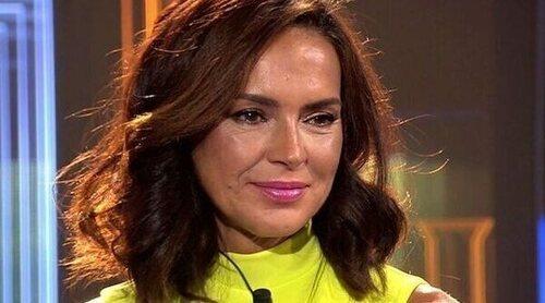 Olga Moreno vuelve a trabajar en su tienda de ropa de Málaga tras ganar 'Supervivientes 2021'