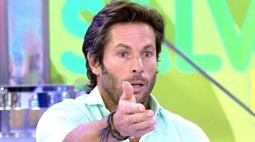Canales Rivera regresa a 'Sálvame' tras no querer disfrazarse de Spiderman: 'Pido disculpas'