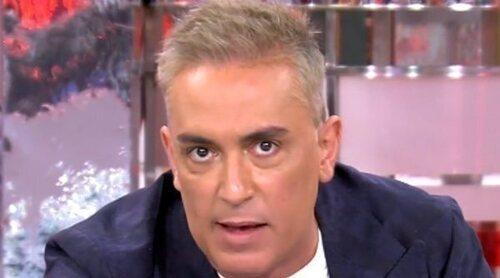 La respuesta de Kiko Hernández a los reproches de Alejandra Rubio por su relación con María Teresa Campos