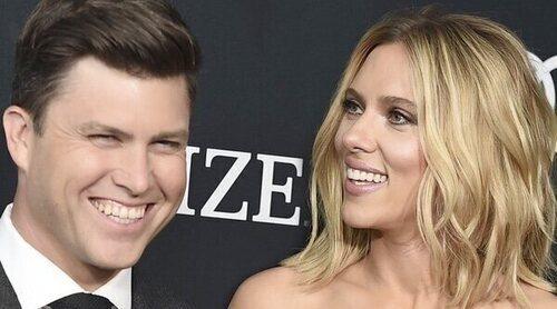 Colin Jost confirma el embarazo de Scarlett Johansson: 'Estamos emocionados'