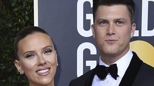 Scarlett Johansson y Colin Jost, padres de su primer hijo en común