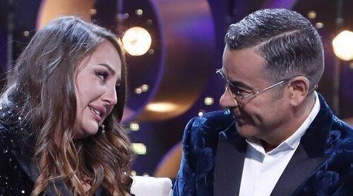 Jorge Javier Vázquez, sobre Rocío Flores: 'Esta Rocío que he conocido no me ha gustado'