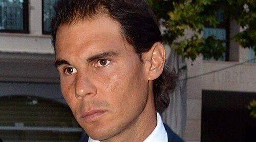 Rafa Nadal pone fin a la temporada y se refugia en su esposa ante este triste revés
