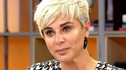 Ana María Aldón se derrumba en directo: '¿Qué hago yo aquí si Ortega Cano está enamorado de Rocío Jurado?'