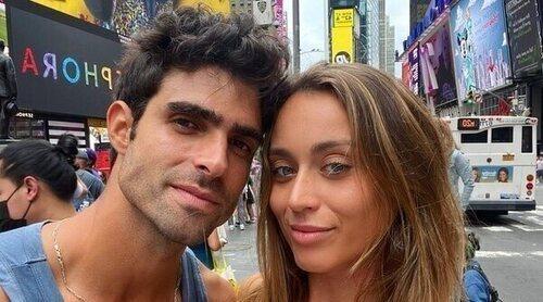 Juan Betancourt y Paula Badosa confirman su relación durante un viaje a Nueva York