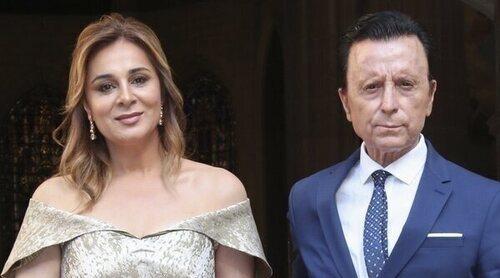 José Ortega Cano, apenado por lo dicho por Ana María Aldón: 'Me cogió de sorpresa. Estoy entregado con ella'