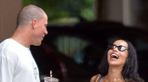 Channing Tatum y Zoë Kravitz levantan sospechas: ¿ha surgido el amor entre ellos?