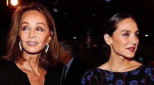 De la pena en el rostro de Tamara Falcó a dolor de Isabel Preyler: Así ha sido el último adiós a Beatriz Arrastia
