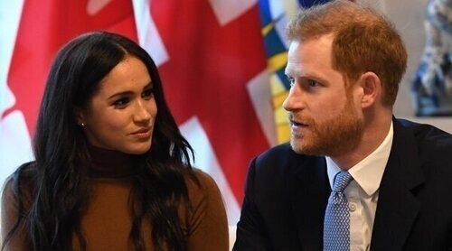 El Príncipe Harry y Meghan Markle muestran su apoyo ante la situación en Afganistán y Haití