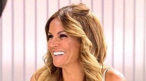 Marta López, muy ilusionada con su nuevo novio: 'Cuando no te lo esperas y te llega dices '¡ostras!''