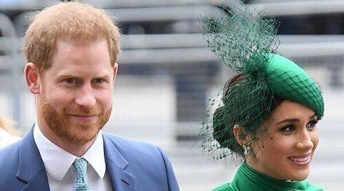 El Príncipe Harry y Meghan Markle querían revelar quién era el miembro racista de la Familia Real