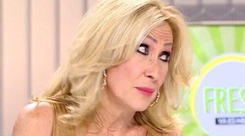 Rosa Benito responde a las palabras de Rocío Carrasco: 'Ahí hemos estado siempre todos'