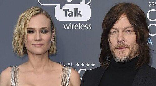 Diane Kruger y Norman Reedus se han comprometido