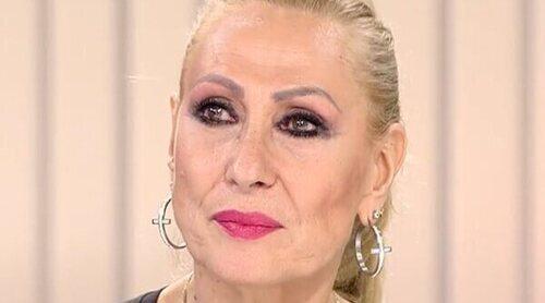 Rosa Benito manda una advertencia a 'Sálvame' y una petición a Rocío Carrasco: 'Dejemos de sacar mierda'