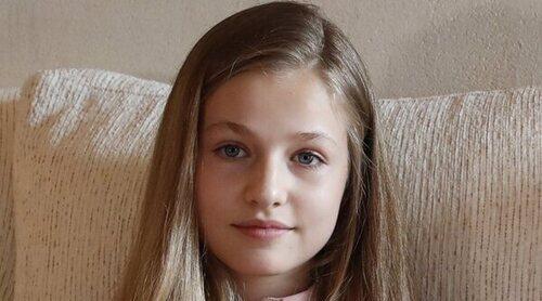 La Princesa Leonor hará instrucción militar cuando termine sus estudios de bachillerato internacional