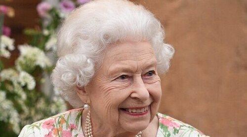 La Reina Isabel volverá al Palacio de Buckingham en octubre por una cita deportiva internacional