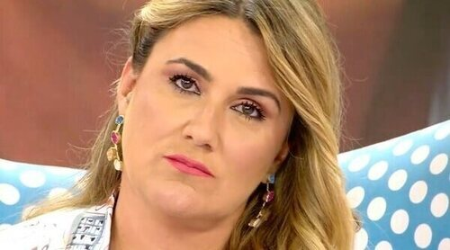 Carlota Corredera vuelve a dar la cara por Rocío Carrasco a pesar de las críticas: 'Estamos en otra fase'