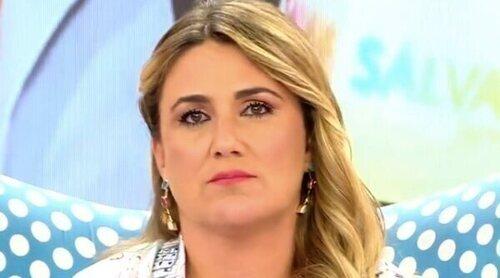 Carlota Corredera planta cara como nunca a Kiko Matamoros: 'Dijiste muchas cosas de mí y las sé todas'