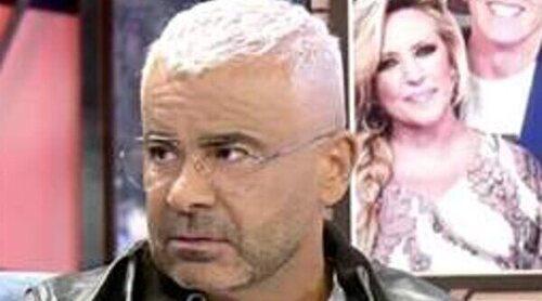 Jorge Javier Vázquez, enfrentado con Kiko Matamoros: 'Estás como un niño chico con pataleta'
