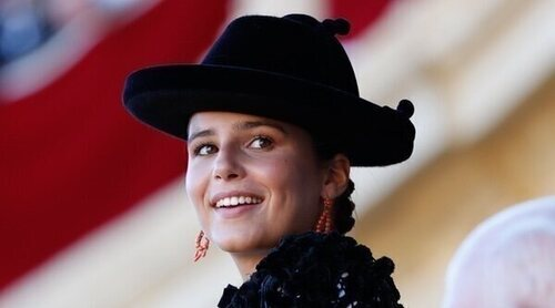 Cayetana Rivera se convierte en la gran protagonista de la corrida Goyesca de Ronda