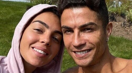 Georgina Rodríguez y Cristiano Ronaldo se adaptan a su nueva vida en Manchester