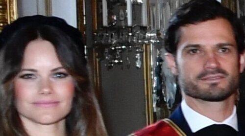 La inesperada presencia de Carlos Felipe y Sofia de Suecia con los miembros principales de la Familia Real Sueca