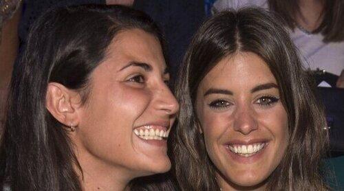 Dulceida y Alba Paul, juntas en la fiesta de cumpleaños de Marta Riumbau