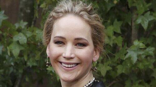 Jennifer Lawrence está embarazada de su primer hijo