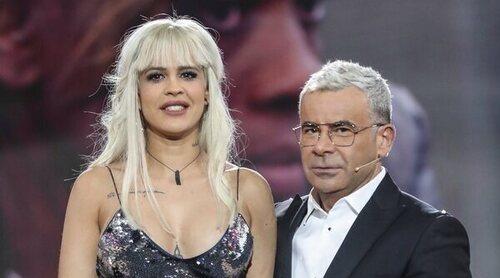 El mensaje de Jorge Javier a Ylenia desde tras sus críticas a Mediaset: 'Hablando se entiende la gente'