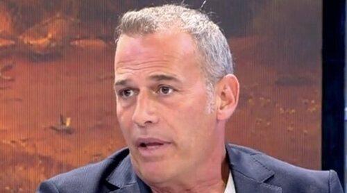 Carlos Lozano reaparece tras meses alejado de la televisión: 'No podía más. Me saturé y exploté'