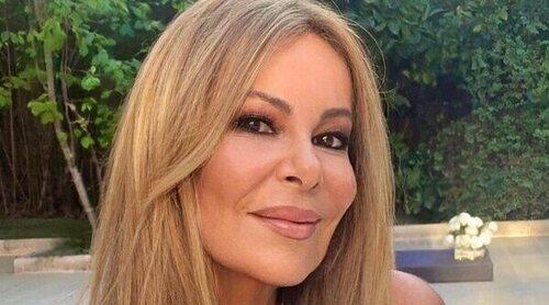 Ana Obregón sigue muy afectada por la muerte de Álex Lequio: 'Si pierdes un hijo, mueres con él'
