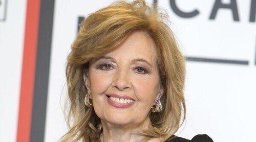 María Teresa Campos habla claro sobre Bigote Arrocet: 'Lo tengo todo en mi teléfono'