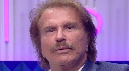 Bigote Arrocet niega las acusaciones de Kiko Hernández sobre su mal carácter con María Teresa Campos
