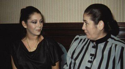 Ana Martín, madre de Isabel Pantoja, ha experimentado una leve mejoría en su salud