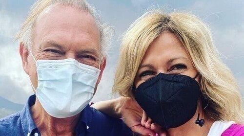 Susanna Griso y Pedro Piqueras, unidos para dar cobertura a las noticias sobre el volcán de La Palma